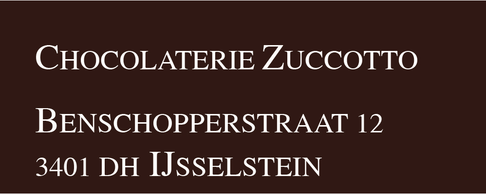 Chocolaterie Zuccotto