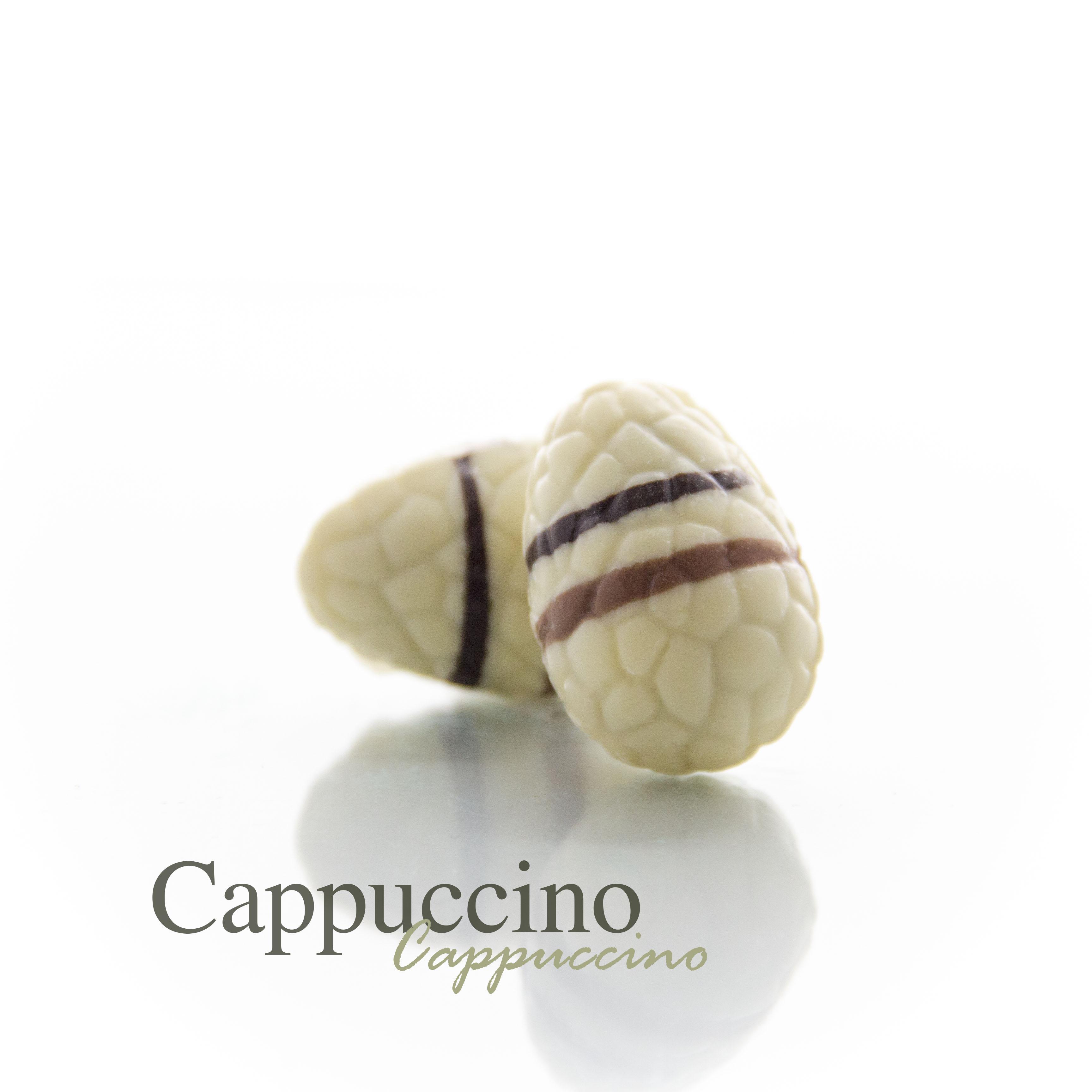 Een romige Cappuccino ganache